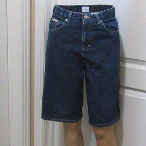 Longer Shorts size kids 14 Calvin Klein Jean